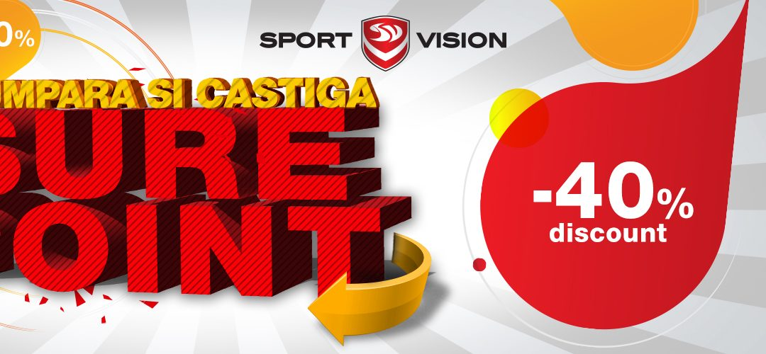 SURE POINT by Sport Vision